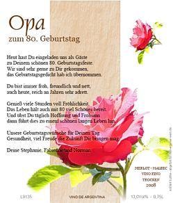 80 Geburtstag Oma Wunsche Zum 80 Geburtstag Oma 2020 03 02
